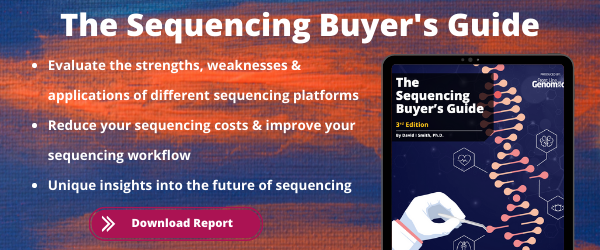 Sequencing Buyers Guide